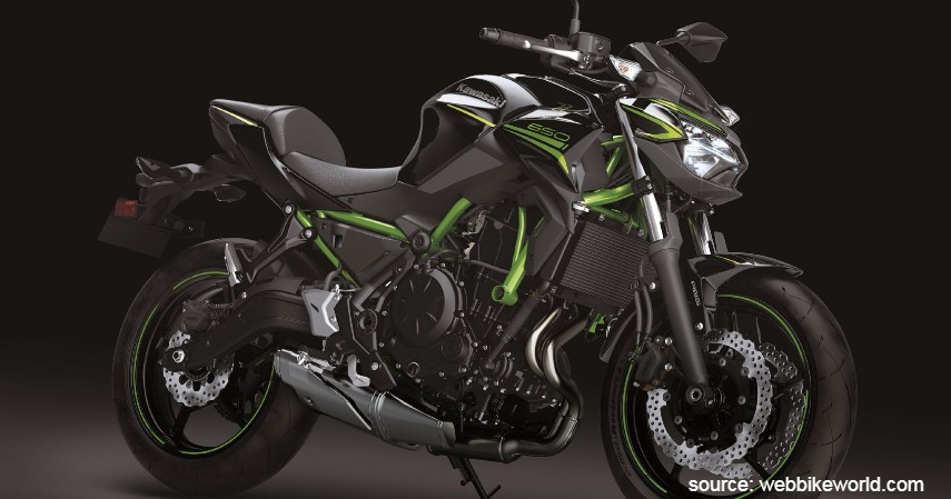 Kawasaki Z650 - Rekomendasi Naked Bike yang Bikin Autoganteng