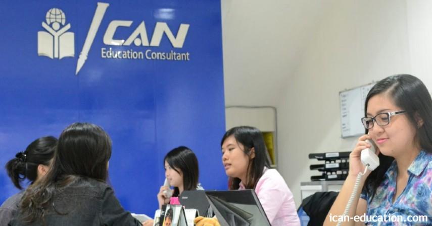Konsultan Pendidikan Luar Negeri