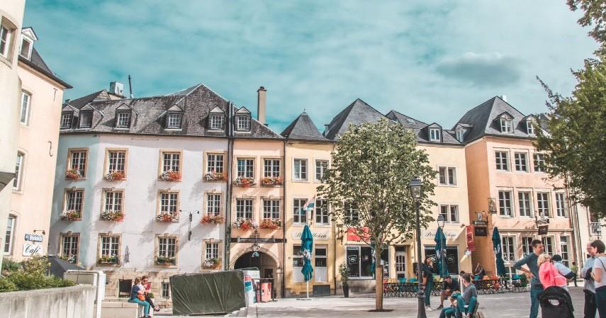 Luksemburg - Negara Terkaya di Dunia 2019 dengan Pendapatan per Kapita Super Tinggi