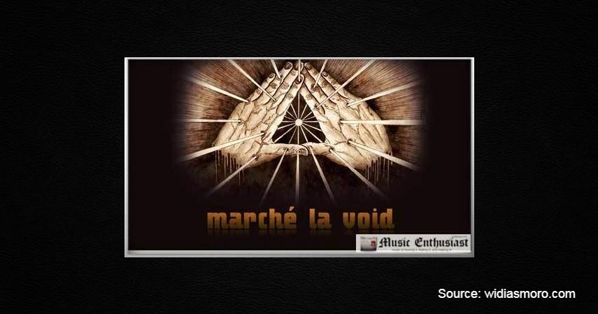 Marche La Void - 7 Band Post-rock Indonesia yang Inspiratif dan Lagunya Enak Didengar