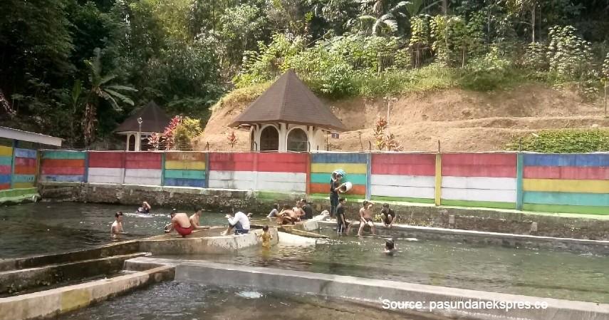 Mata Air Cipondok - 10 Tempat Wisata Paling Favorit di Subang Jawa Barat