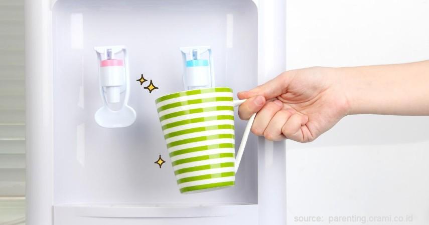 Meminimalisir Penggunaan Dispenser - Cara Menghemat Listrik Paling Efektif Agar Tagihan Tidak Membengkak