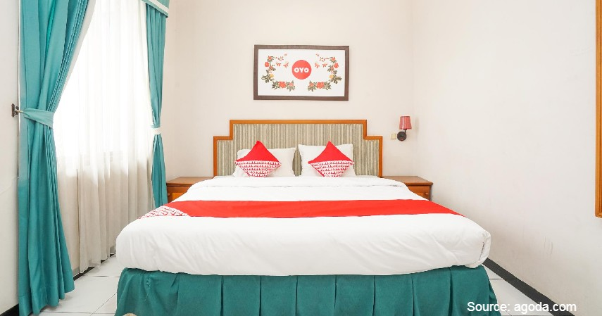 OYO 377 Istana Permata Juanda - 8 Hotel Murah untuk Keluarga di Kota Sidoarjo di Bawah 200 ribu