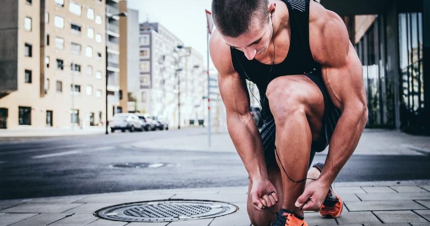Olahraga - Ritual Harian yang Bisa Kamu Contek dari Orang orang Sukses Biar Nular