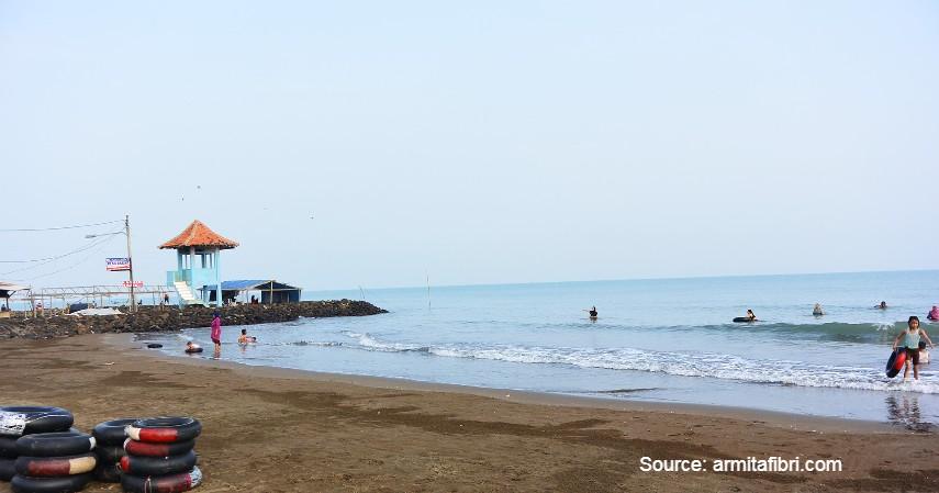 Pantai Kalapa Patimban - 10 Tempat Wisata Paling Favorit di Subang Jawa Barat
