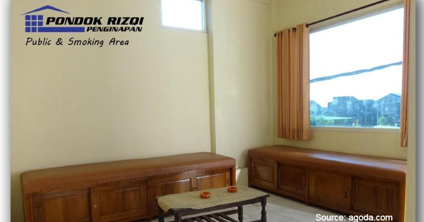 Penginapan Pondok Rizqi - 8 Hotel Murah untuk Keluarga di Kota Sidoarjo di Bawah 200 ribu