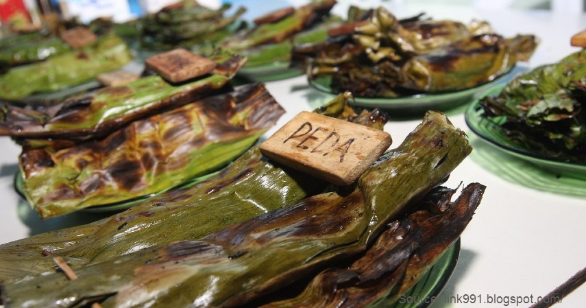 Pepes Purwakarta - Ini Makanan Khas Purwakarta Paling Lezat dan Bikin Nagih!