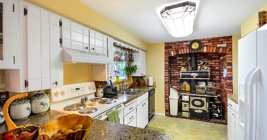Perbarui Aksesoris Dapur - Cara Renovasi Dapur Biaya Murah Di Bawah 5 Juta