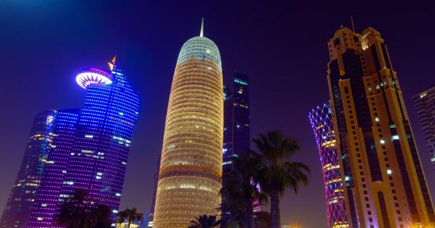 Qatar - Negara Terkaya di Dunia 2019 dengan Pendapatan per Kapita Super Tinggi