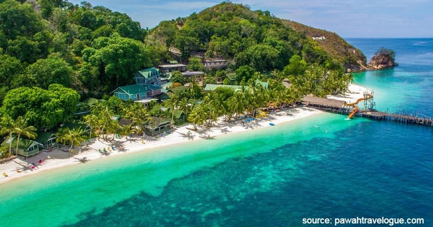 Rawa Island Malaysia - 50 Pulau Terbaik di Dunia 2019 Ternyata Bali Salah Satunya