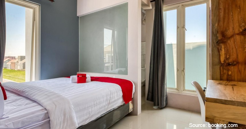 RedDoorz Bypass Juanda Airport - 8 Hotel Murah untuk Keluarga di Kota Sidoarjo di Bawah 200 ribu