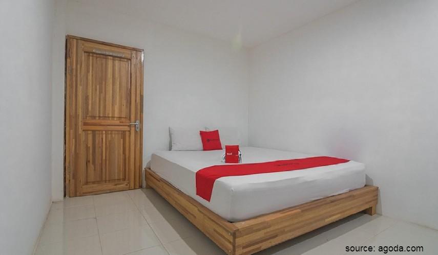 RedDoorz near Gajah Mada Pontianak - Hotel Murah Berfasilitas Lengkap untuk Keluarga di Kota Pontianak
