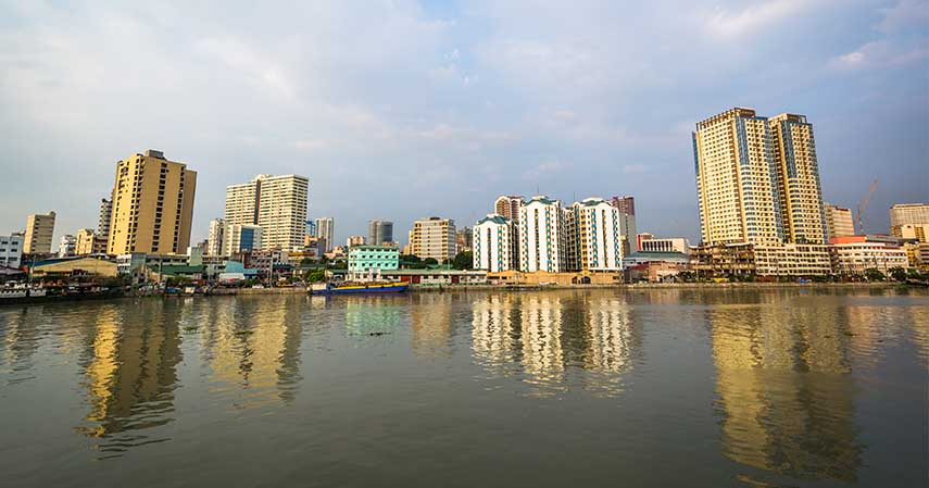 Sungai Pasig Filipina