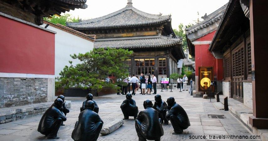TRB Hutong - Mencicipi Kelezatan Restoran Terbaik di Dunia Tahun 2019