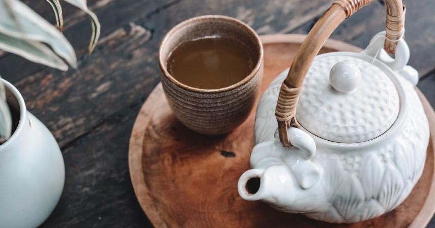 Teh herbal - Jenis Minuman Pereda Stress Alami yang Terbukti Ampuh dan Perlu Kamu Ketahui