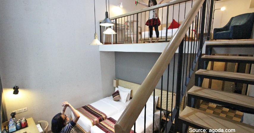 Daftar Hotel Murah Untuk Keluarga di Bandung Paling Strategis