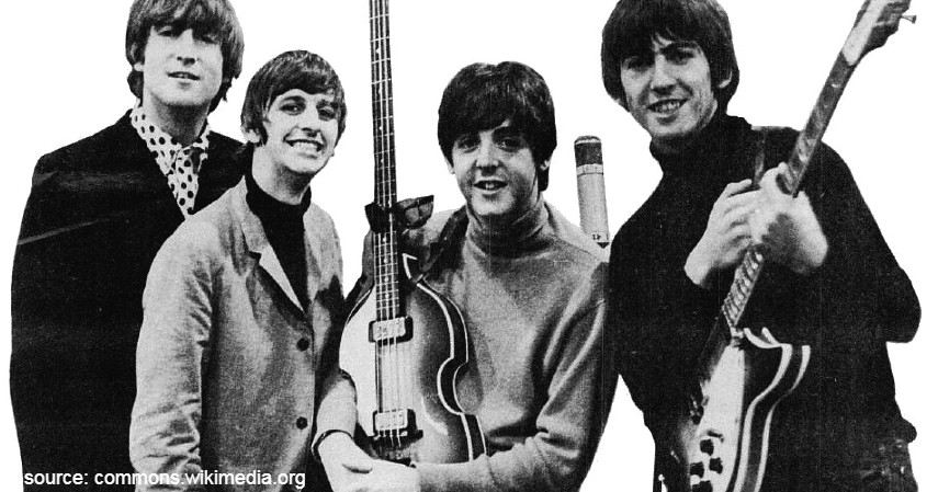 The Beatles - Band Rock Terkaya di Dunia dari Metallica hingga The Beatles