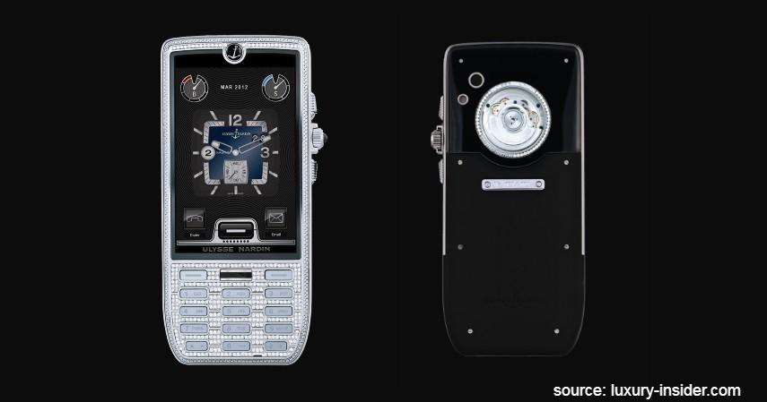 Ulysse Nardin Chairman Diamond Edition - 10 HP Termahal di Dunia yang Harganya Bikin Melongo