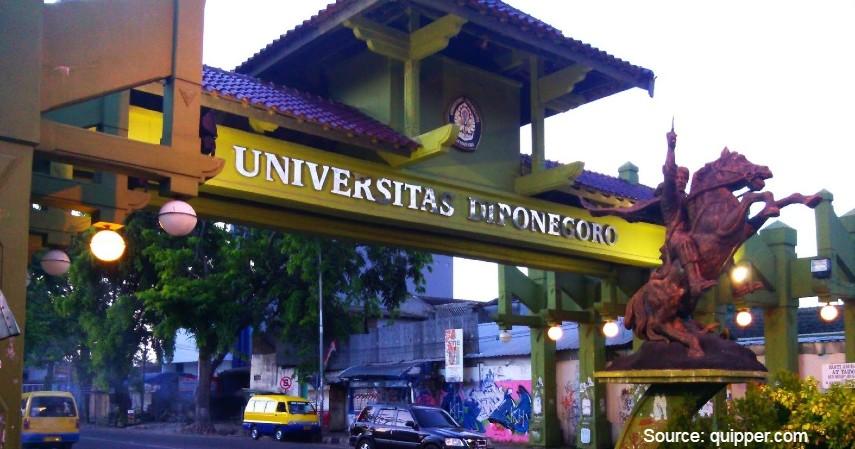 Universitas Diponegoro - Ini loh Kampus yang Punya Jurusan Bisnis Terbaik di Indonesia
