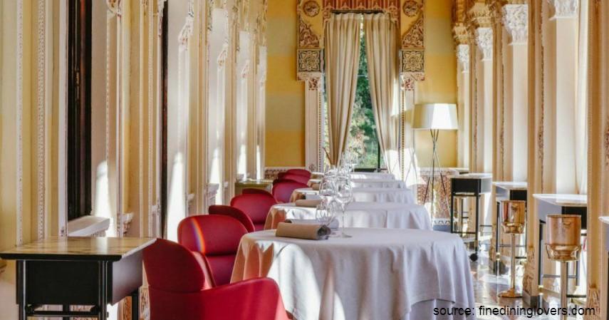 Villa Crespi - Mencicipi Kelezatan Restoran Terbaik di Dunia Tahun 2019