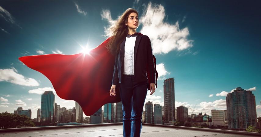 Wanita Menjadi Pemeran Utama