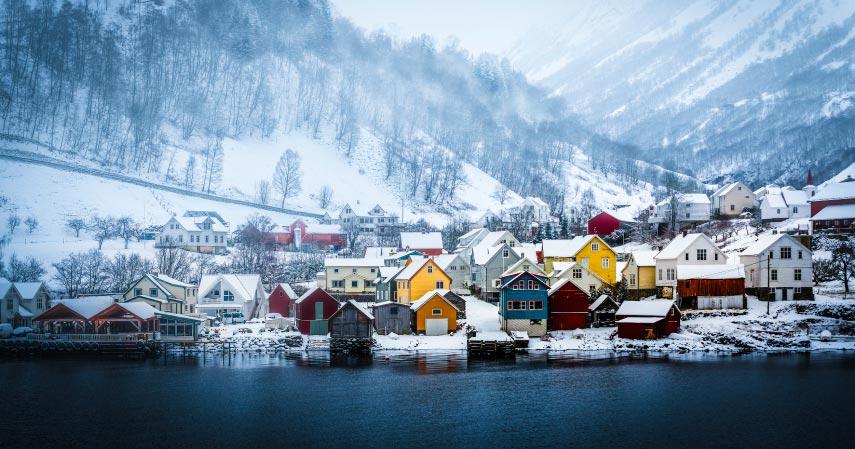 norwegia - 10 Wisata Luar Negeri