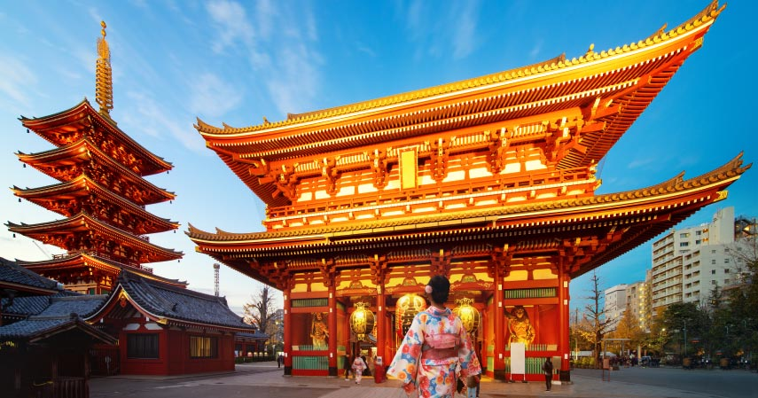 tokyo - 10 Wisata Luar Negeri