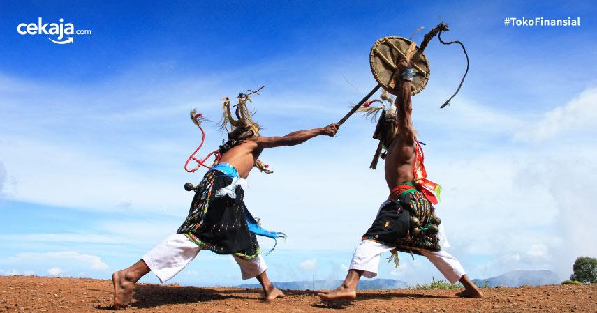 Bermacam Senjata Tradisional khas dari Berbagai Provinsi di Indonesia
