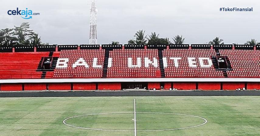Bali United Juara Liga 1, Saham BOLA Melejit!