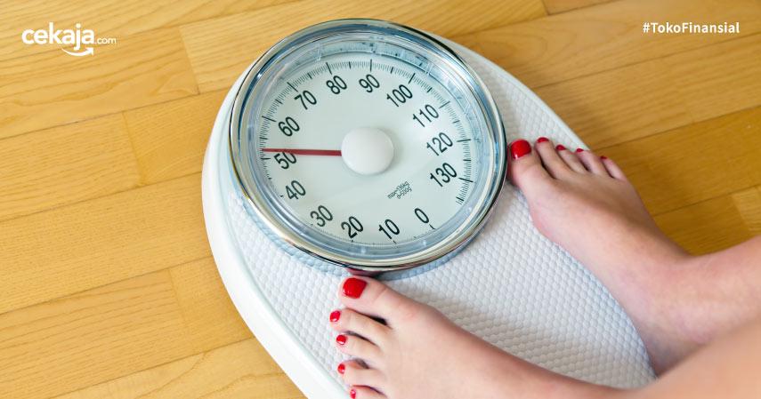 Menghitung Berat Badan Ideal Serta Cara Efektif Menjaganya