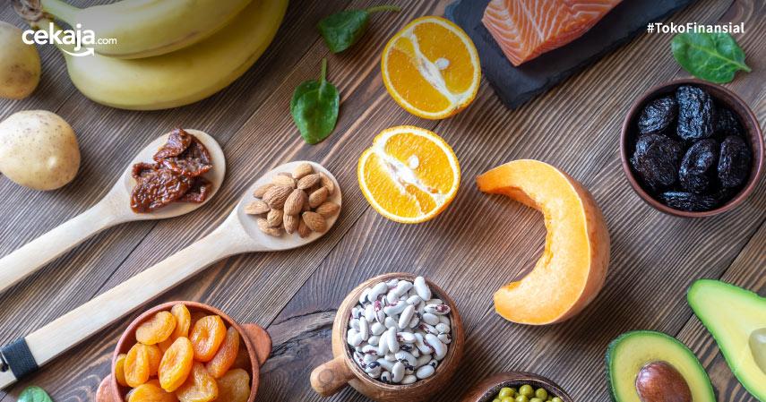 Lima Makanan Penambah Darah yang Wajib Dikonsumsi Penderita Anemia
