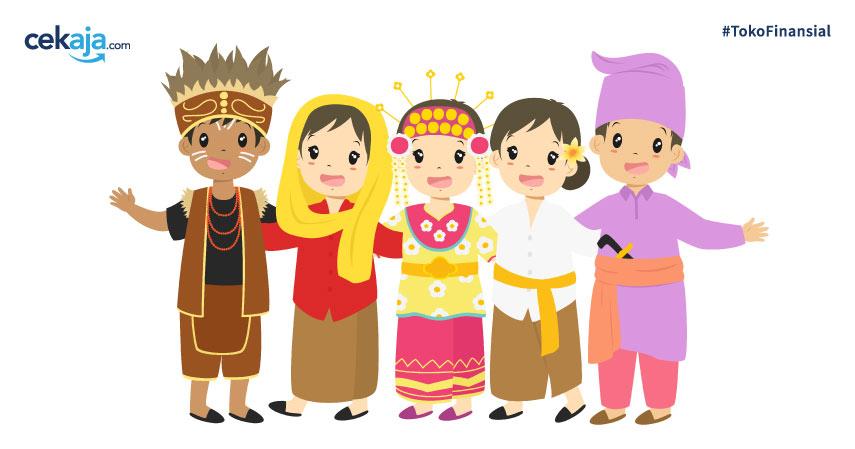 34 pakaian adat dari berbagai provinsi terlengkap 34 pakaian adat dari berbagai provinsi