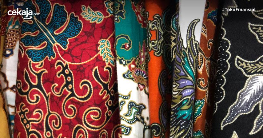 batik paling populer