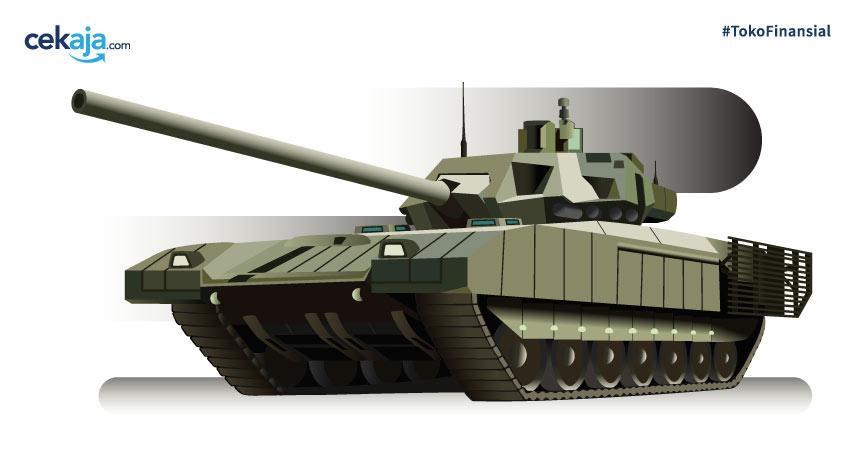 Mengenal Harimau Tank Beserta Fakta-Faktanya yang Mengejutkan