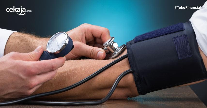 Komplikasi Penyakit Hipertensi