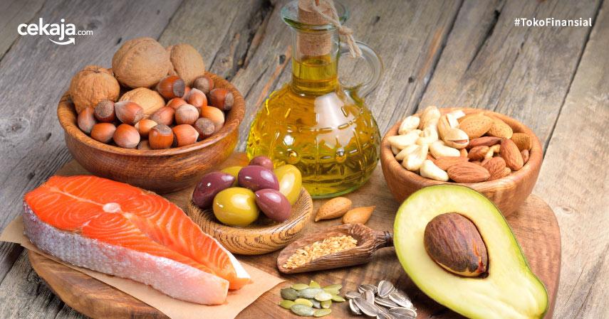 Lemak Baik Beserta Jenis-Jenis Makanan yang Baik Dikonsumsi