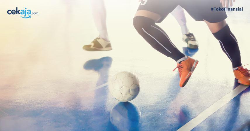 Merk Sepatu Futsal Terbaik Beserta Kisaran Harga