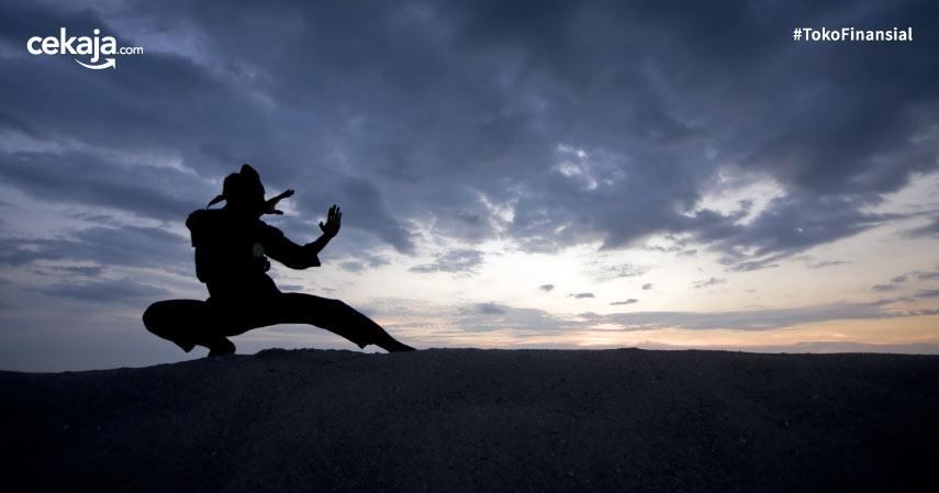 Mantap, Pencak Silat Dijadikan Warisan Budaya Dunia Oleh UNESCO!