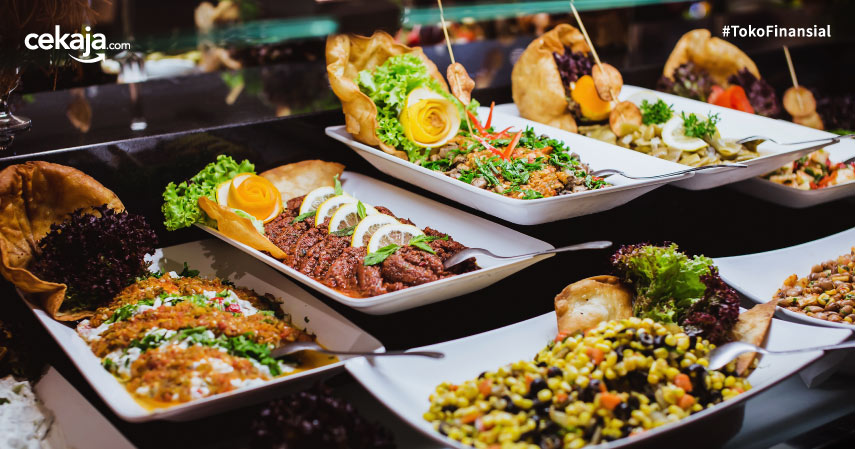 5 Restoran all you can eat di Jakarta Murah, Mulai 79 Ribu!