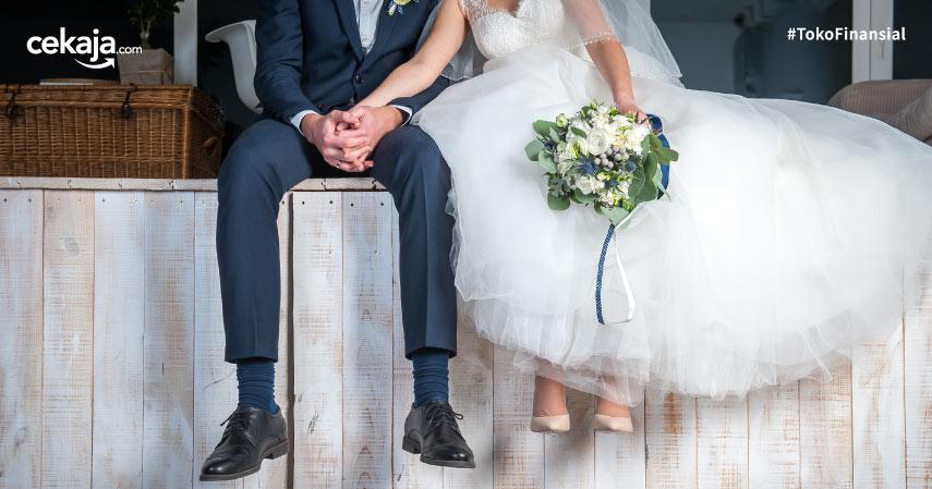langkah-langkah mengurus pernikahan
