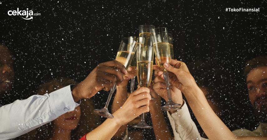Lima Ide Merayakan Tahun Baru dengan Bujet Seadanya