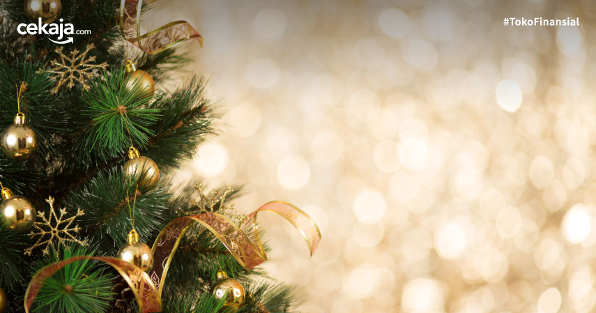 7 Ide Merias Pohon Natal yang Anti Mainstream, Kreatif Banget!