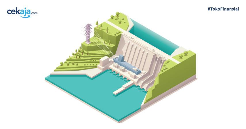 Mengenal Hydro Power, Sumber Energi yang Diidamkan Jokowi