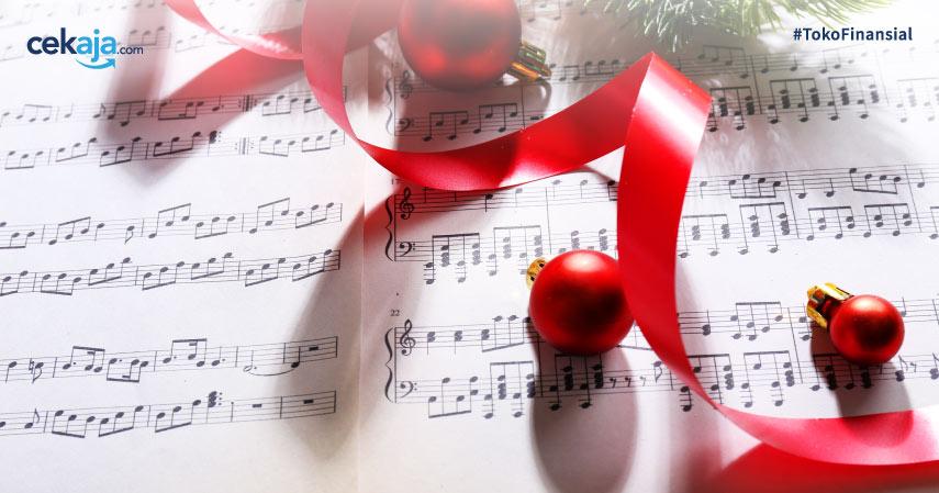Deretan Lagu Natal Terfavorit 2019, yang Wajib Ada di Playlist Kamu
