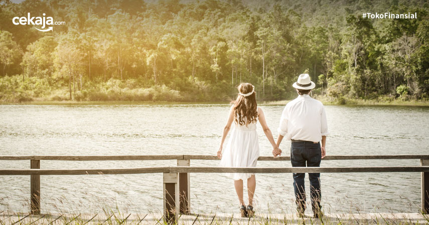 5 Tema Foto Prewedding Berkonsep Casual yang Jadi Incaran Milenial