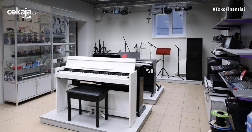 Telusuri Toko Alat Musik di Jakarta yang Punya Produk Berkualitas dan Terpercaya