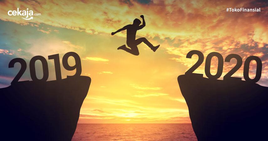 Membuat Resolusi 2020 : Tips dan Kesalahan yang Sering Dilakukan