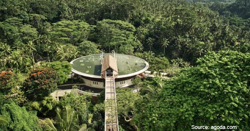 Four Season Resort Sayan, Bali - Daftar Nama Hotel di Indonesia dengan Kualitas Bintang Lima.jpg