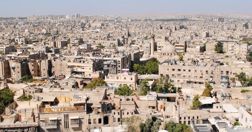 Aleppo Suriah - 10 Kota Tertua di Dunia yang Masih Eksis