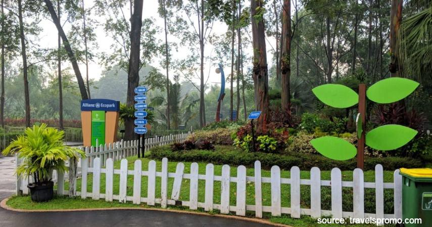 Allianz Ecopark - Tempat Wisata Asyik di Jakarta Saat Mager Keluar Kota